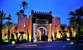 Mamounia Casino, Marrakech